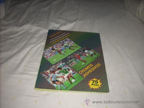 Álbum de fútbol completo: ALBUM DE LA LIGA 1987-88 DE FESTIVAL COMPLETO - Foto 6 - 45240321