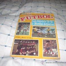 Álbum de fútbol completo: ALBUM DE LA LIGA 1978-79 DE MAGA COMPLETO. Lote 29925379
