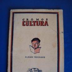 Álbum de fútbol completo: (AL-329)ALBUM TRECEAVO CROMOS CULTURA Y FUTBOL 1942-43 . Lote 29959349