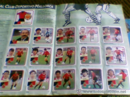 Álbum de fútbol completo: Album cromos completo Este Futbol Liga 89-90 incluido cromo BUSTINGORRI fichaje 11 - Foto 16 - 30617257