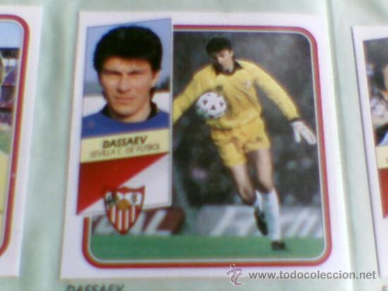 Álbum de fútbol completo: Album cromos completo Este Futbol Liga 89-90 incluido cromo BUSTINGORRI fichaje 11 - Foto 38 - 30617257