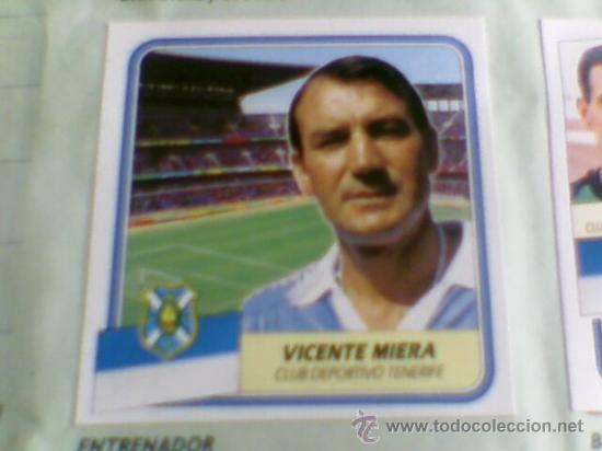 Álbum de fútbol completo: Album cromos completo Este Futbol Liga 89-90 incluido cromo BUSTINGORRI fichaje 11 - Foto 36 - 30617257