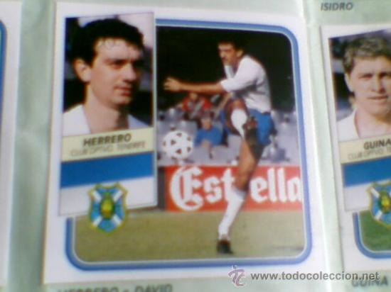 Álbum de fútbol completo: Album cromos completo Este Futbol Liga 89-90 incluido cromo BUSTINGORRI fichaje 11 - Foto 35 - 30617257
