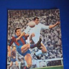 Álbum de fútbol completo: (AL-320)ALBUM DE CROMOS FUTBOL CAMPEONATO DE LIGA 1965-1966 (COMPLETA)MUY BUENA CONSERVACION. Lote 30756586