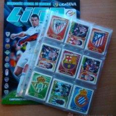 Álbum de fútbol completo: COLECCION COMPLETA LIGA ESTE 2011-2012 PANINI - ALBUM VACIO + TODOS CROMOS SIN PEGAR 11 12 -. Lote 30805537
