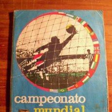 Álbum de fútbol completo: ALBUM CROMOS COMPLETO CAMPEONATO MUNDIAL DE FUTBOL 1966. FHER-DISGRA. Lote 31225615