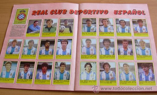 Álbum de fútbol completo: Álbum Super fútbol 84, 1984 - Editorial Rollán - COMPLETO - Ver explicaciones en interior - Foto 7 - 31957516