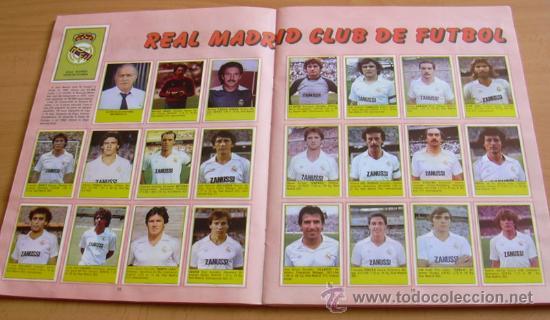 Álbum de fútbol completo: Álbum Super fútbol 84, 1984 - Editorial Rollán - COMPLETO - Ver explicaciones en interior - Foto 10 - 31957516