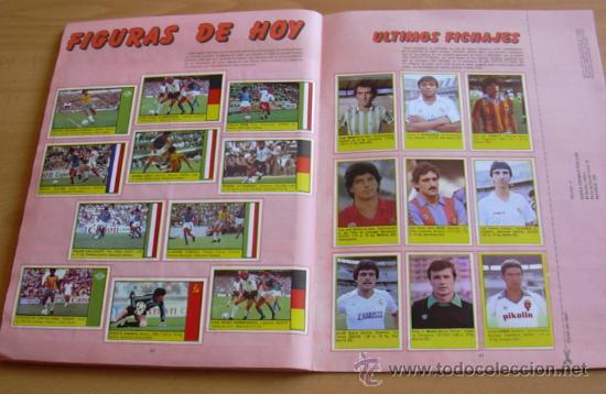 Álbum de fútbol completo: Álbum Super fútbol 84, 1984 - Editorial Rollán - COMPLETO - Ver explicaciones en interior - Foto 21 - 31957516
