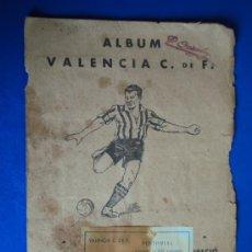 Álbum de fútbol completo: (AL-87)ALBUM CROMOS VALENCIA C.F. COMPLETO AÑOS 30. Lote 31995996