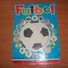 Álbum de fútbol completo: FUTBOL LIGA 75 - 76 ( 1975 - 1976 ) EDITORIAL MAGA COMPLETO ORIGINAL. Lote 32259107