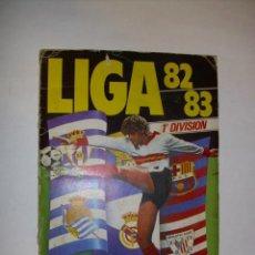 Álbum de fútbol completo: ALBUM COMPLETO EDICIONES ESTE 1982-1983 - LIGA ESTE 82-83 - CROMOS . Lote 32550021