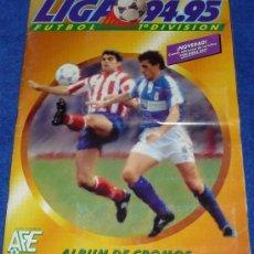 Álbum de fútbol completo: LIGA 94 / 95 - EDICIONES ESTE ¡COMPLETO, MUCHOS DOBLES!. Lote 33084958