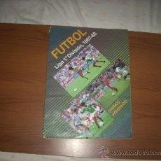 Álbum de fútbol completo: ALBUM DE LA LIGA 1987-88 DE FESTIVAL ,MUY DIFICIL. Lote 33343837