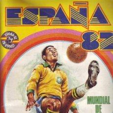 Álbum de fútbol completo: FHER - ALBUM COMPLETO - ESPAÑA 82. Lote 33401474