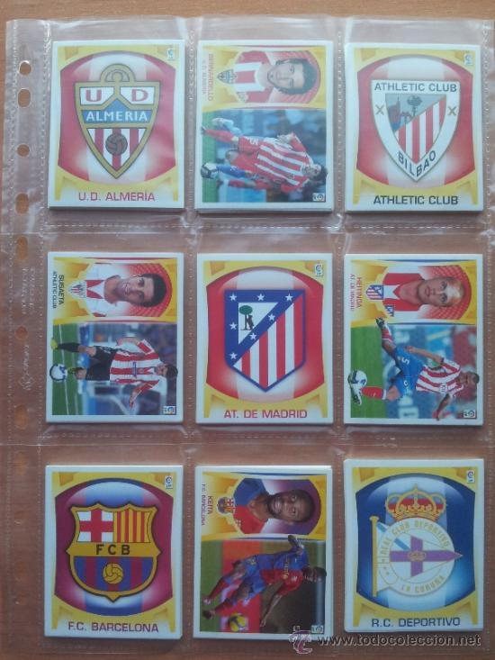 Álbum de fútbol completo: COLECCION COMPLETA LIGA ESTE 2009-2010 PANINI - ALBUM VACIO + CROMOS SIN PEGAR 09 10 - Foto 3 - 64777517
