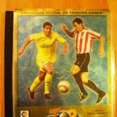 Álbum de fútbol completo: DIFÍCIL ÁLBUM ARCHIVADOR 'TOP LIGA 2006 - EDICIÓN LIMITADA' (MUNDICROMO) * ¡COMPLETO!. Lote 33710707