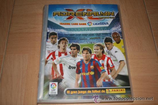 Panini adrenalyn xl 2009 2010 bbva coleccion b comprar for Cuanto cuesta una recamara completa