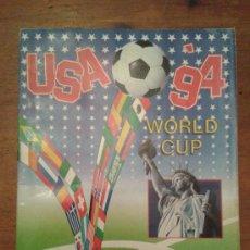 Álbum de fútbol completo: ALBUM COMPLETO DEL MUNDIAL USA 94 PANINI. Lote 34014448