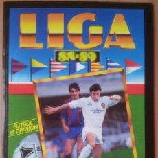 Álbum de fútbol completo: ALBUM FACSIMIL ESTE LIGA 1988-1989 + FASCICULO CROMOS INOLVIDABLES - PANINI 88/89 SALVAT -. Lote 133829111