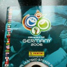 Álbum de fútbol completo: ALBUM COMPLETO FIFA WORLD CUP GERMANY 2006. Lote 35846401