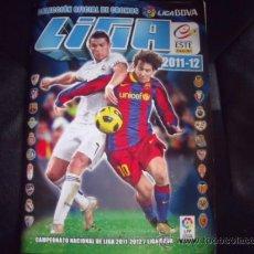 Álbum de fútbol completo: ALBUM PANINI LIGA ESTE 2011-2012 COMPLETO. Lote 35847225