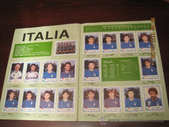 Álbum de fútbol completo: Campeonato Mundial de Futbol-USA 94- Ediciones Estadio - Foto 6 - 36281166