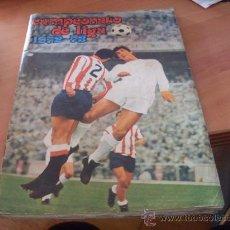 Álbum de fútbol completo: CAMPEONATO DE LIGA 1972 - 73 DISGRA. COMPLETO CROMOS PEGADOS POR ARRIBA (COIB89). Lote 36420012