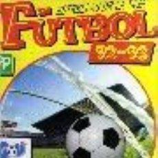 Álbum de fútbol completo: ESTRELLAS DE LA LIGA FUTBOL -92-93-PANINI. Lote 36624918