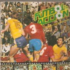 Caderneta de futebol completa: FUTBOL EN ACCIÓN. DANONE 82.COMPLETO. -VELL I BELL.. Lote 36959203
