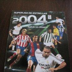 Álbum de fútbol completo: SUPERLIGA DE ESTRELLAS 2003-2004-PANINI-CAMPEONATO NACIONAL DE LIGA 2003/2004-PRIMERA DIVISION. Lote 36986711