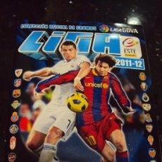 Álbum de fútbol completo: ALBUM COMPLETO LIGA 2011 - 2012. Lote 37094736