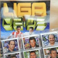 Álbum de fútbol completo: COLECCION COMPLETA LIGA ESTE 2002-2003 PANINI ALBUM VACIO + TODOS CROMOS SIN PEGAR 02 03 NUTELLA. Lote 37311101