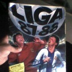 Álbum de fútbol completo: ALBUM ED ESTE 87 88 1987 COMPLETO DIFICILES PEÑA ROMO MESA DE ANDRES . Lote 37859489