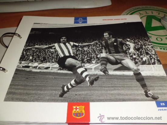 Álbum de fútbol completo: el gran album del barça completo año 1999 150pgs fichas coleccionables - Foto 4 - 37959640