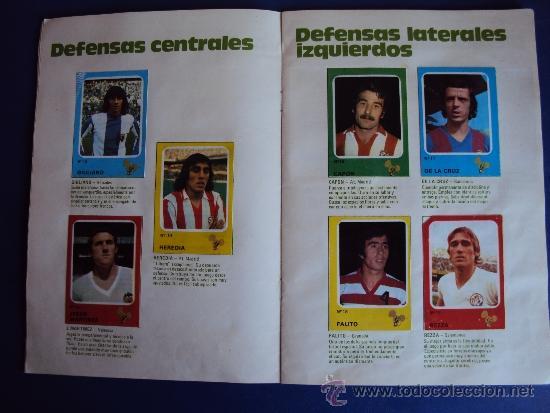 Álbum de fútbol completo: (AL-638)ALBUM CROMOS CRUYFF Y LOS COLOSOS DE ESTA LIGA DE CROPAN(COMPLETO) - Foto 4 - 38170404
