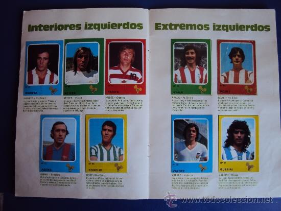 Álbum de fútbol completo: (AL-638)ALBUM CROMOS CRUYFF Y LOS COLOSOS DE ESTA LIGA DE CROPAN(COMPLETO) - Foto 9 - 38170404
