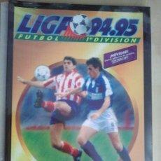 Álbum de fútbol completo: ALBUM LIGA 1994-95 COMPLETO EDICIONES ESTE - EDICIÓN FACSIMIL (SALVAT) - 94-95. Lote 38536203
