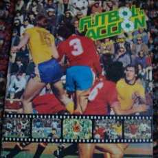 Álbum de fútbol completo: ALBUM CROMOS FUTBOL MUNDIAL 1982 DANONE COMPLETO. Lote 38665020