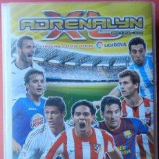 Álbum de fútbol completo: COLECCION COMPLETA ADRENALYN XL BBVA 11/12 - PANINI - ARCHIVADOR + 541 CARDS TODO NUEVO 2011/12. Lote 38881774