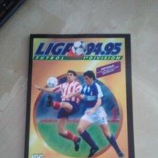Álbum de fútbol completo: ALBUM LIGA 1994-95 COMPLETO EDICIONES ESTE - EDICIÓN FACSIMIL (SALVAT) - 94-95. Lote 38899411
