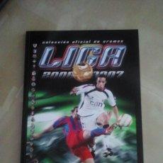 Álbum de fútbol completo: ALBUM LIGA 2006-07 COMPLETO EDICIONES ESTE - EDICIÓN FACSIMIL (SALVAT) - 06-07. Lote 38899808