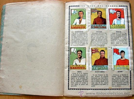 Álbum de fútbol completo: Cromos Cultura Album Primero - Editorial Bruguera 1942 - Completo - Ver fotos interiores - Foto 2 - 39012729