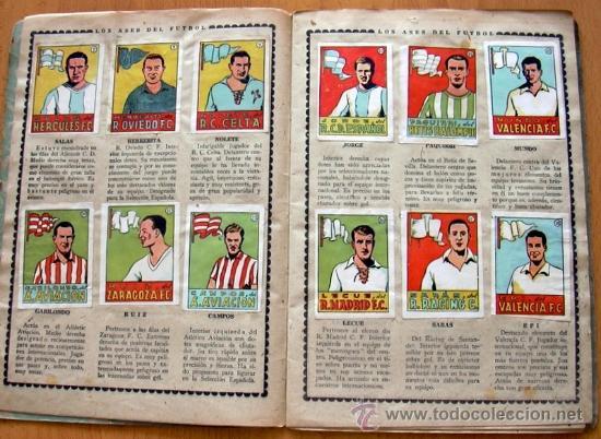 Álbum de fútbol completo: Cromos Cultura Album Primero - Editorial Bruguera 1942 - Completo - Ver fotos interiores - Foto 3 - 39012729