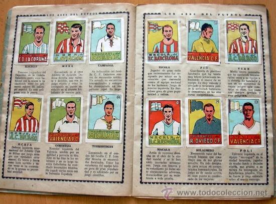 Álbum de fútbol completo: Cromos Cultura Album Primero - Editorial Bruguera 1942 - Completo - Ver fotos interiores - Foto 4 - 39012729