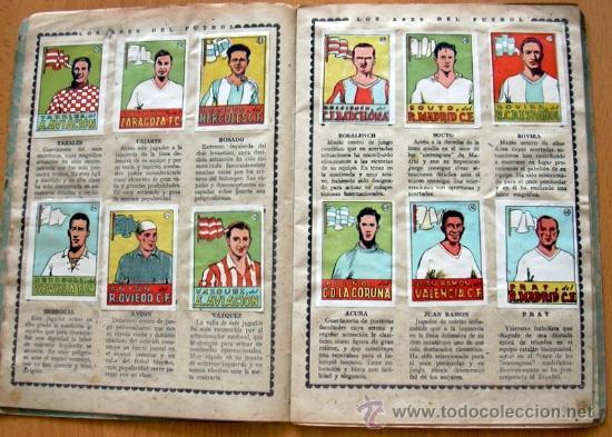 Álbum de fútbol completo: Cromos Cultura Album Primero - Editorial Bruguera 1942 - Completo - Ver fotos interiores - Foto 5 - 39012729