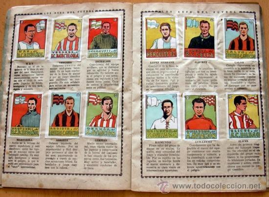 Álbum de fútbol completo: Cromos Cultura Album Primero - Editorial Bruguera 1942 - Completo - Ver fotos interiores - Foto 7 - 39012729