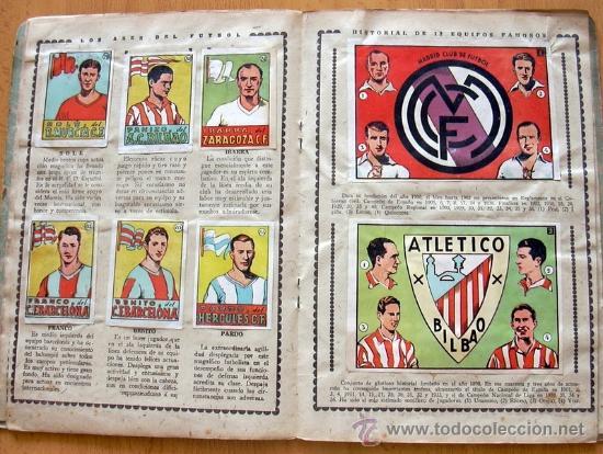Álbum de fútbol completo: Cromos Cultura Album Primero - Editorial Bruguera 1942 - Completo - Ver fotos interiores - Foto 9 - 39012729