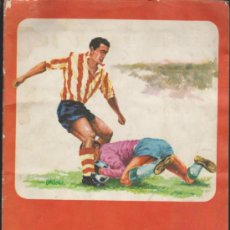 Álbum de fútbol completo: CAMPEONATO DE LIGA 1966/67. DISGRA (FHER). COMPLETO.. Lote 39208252