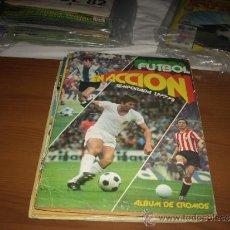 Álbum de fútbol completo: ALBUM DE LA LIGA 1977-78 DE PACOSA COMPLETO. Lote 39273885